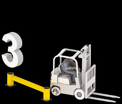 Boplan voordeel Heftruck resistent