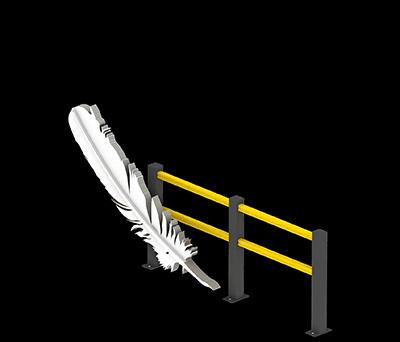 Boplan avantage léger comparé au métal