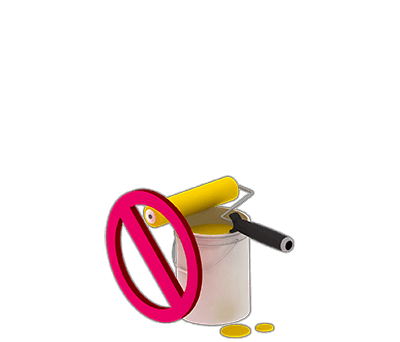 Boplan avantage coloré dans la masse