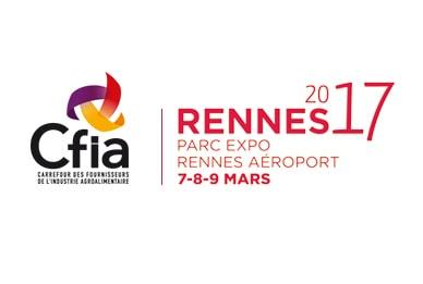 Boplan participe au salon CFIA Rennes