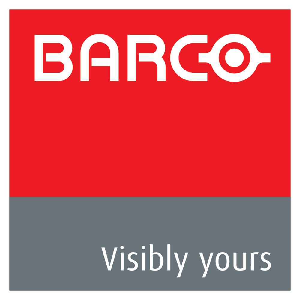 Boplan client: Barco logo