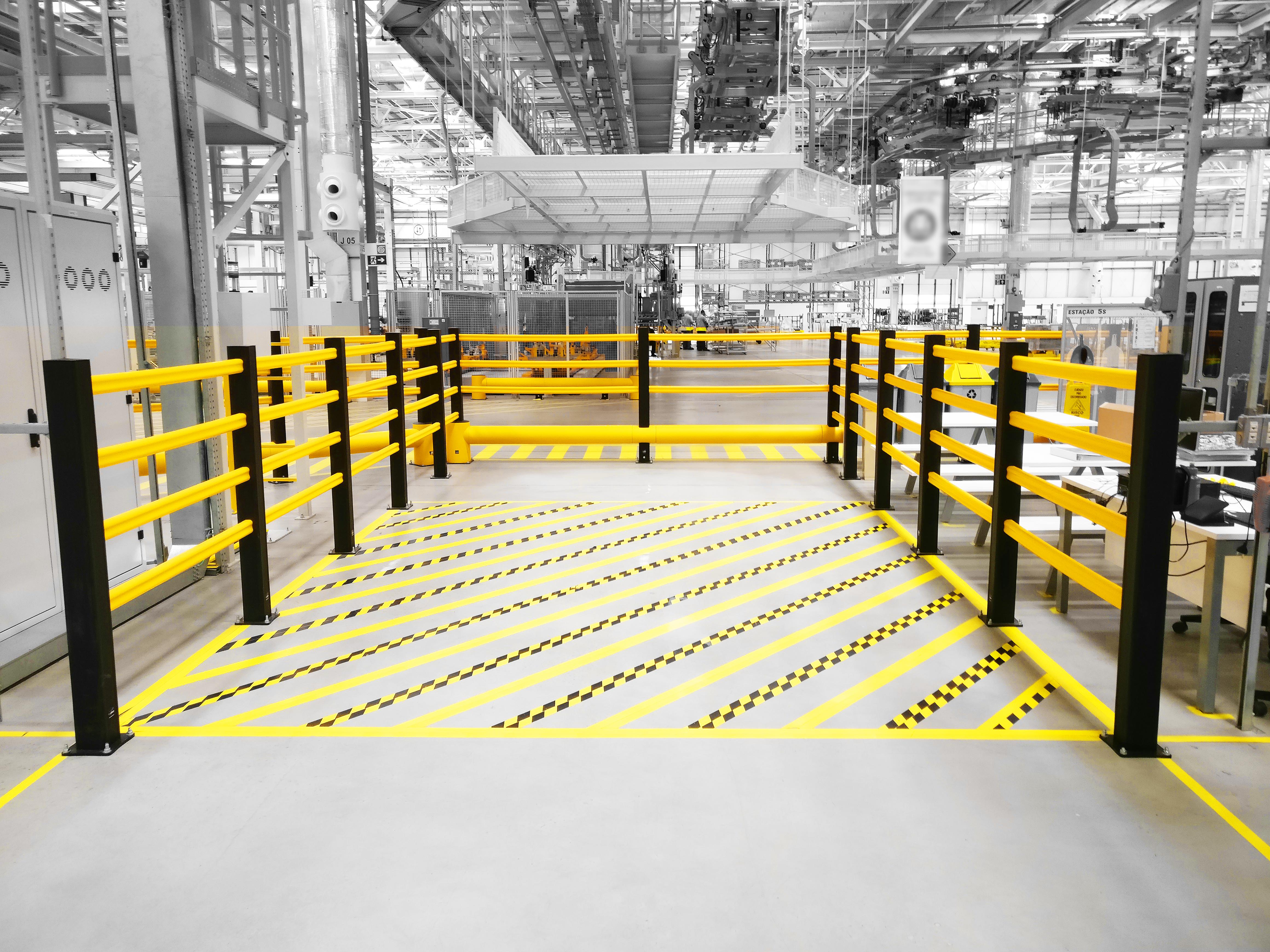 barriere-protection-pieton-securite-entreprise