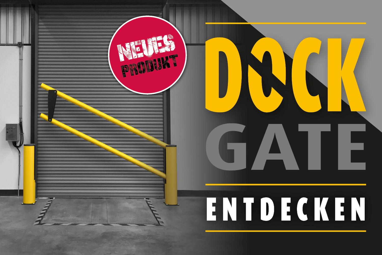 Dock Gate, Anfahrschutz für Laderampen