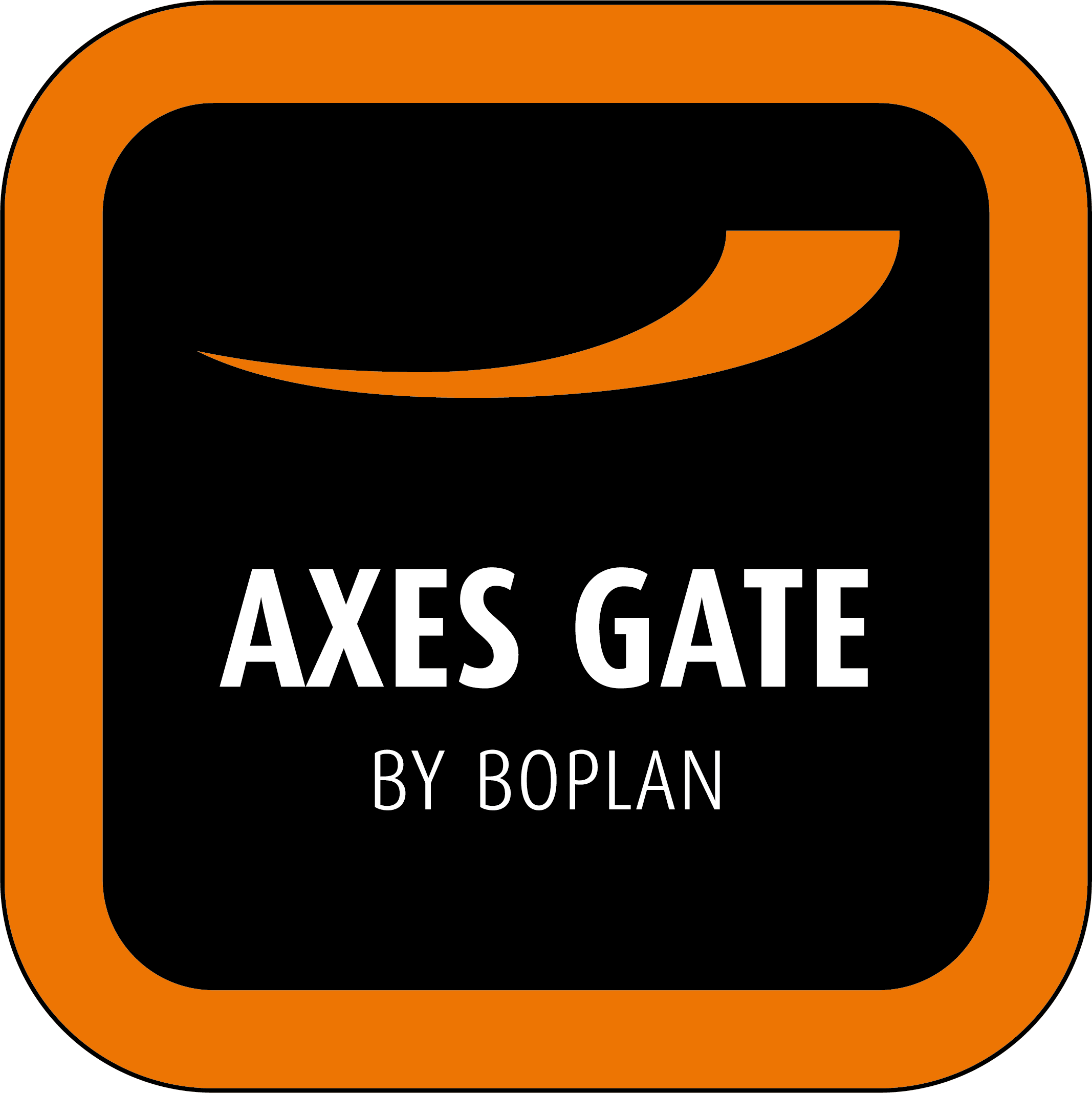 Axes Gate logo by Boplan