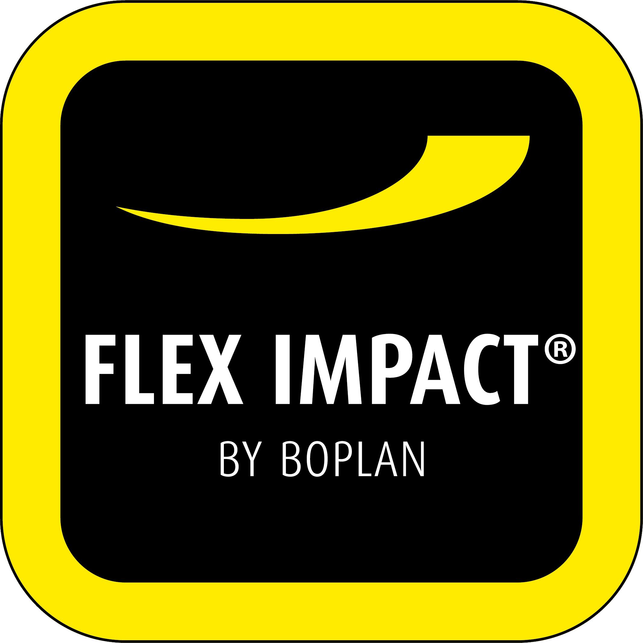 Flex Impact logo by Boplan