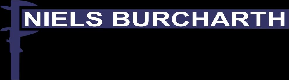 Boplan distributor: Burcharth logo