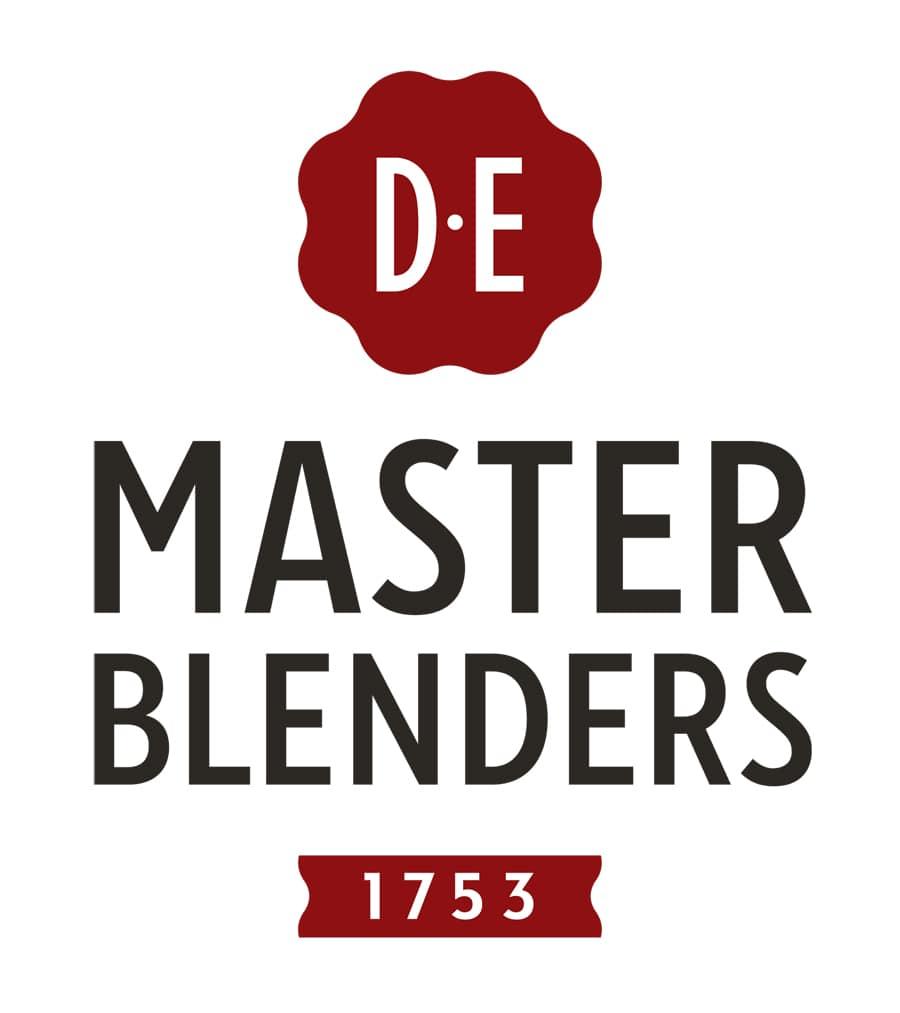 Boplan client: Douwe Egberts Master Blenders logo