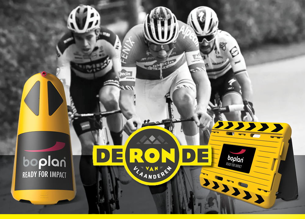 BOPLAN SAFETY SOLUTIONS ON THE TOUR OF FLANDERS