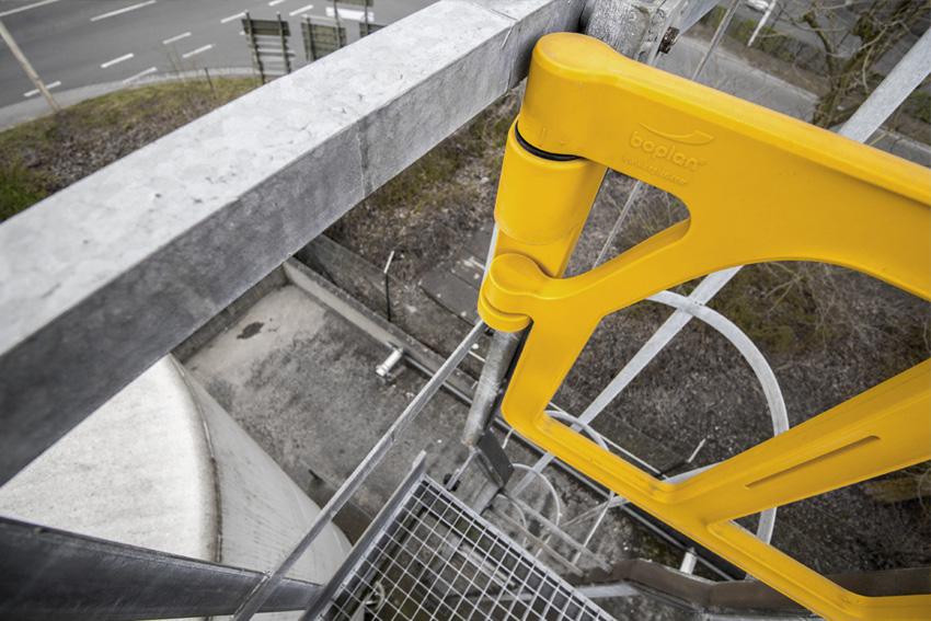 Boplan Double Axes Gate