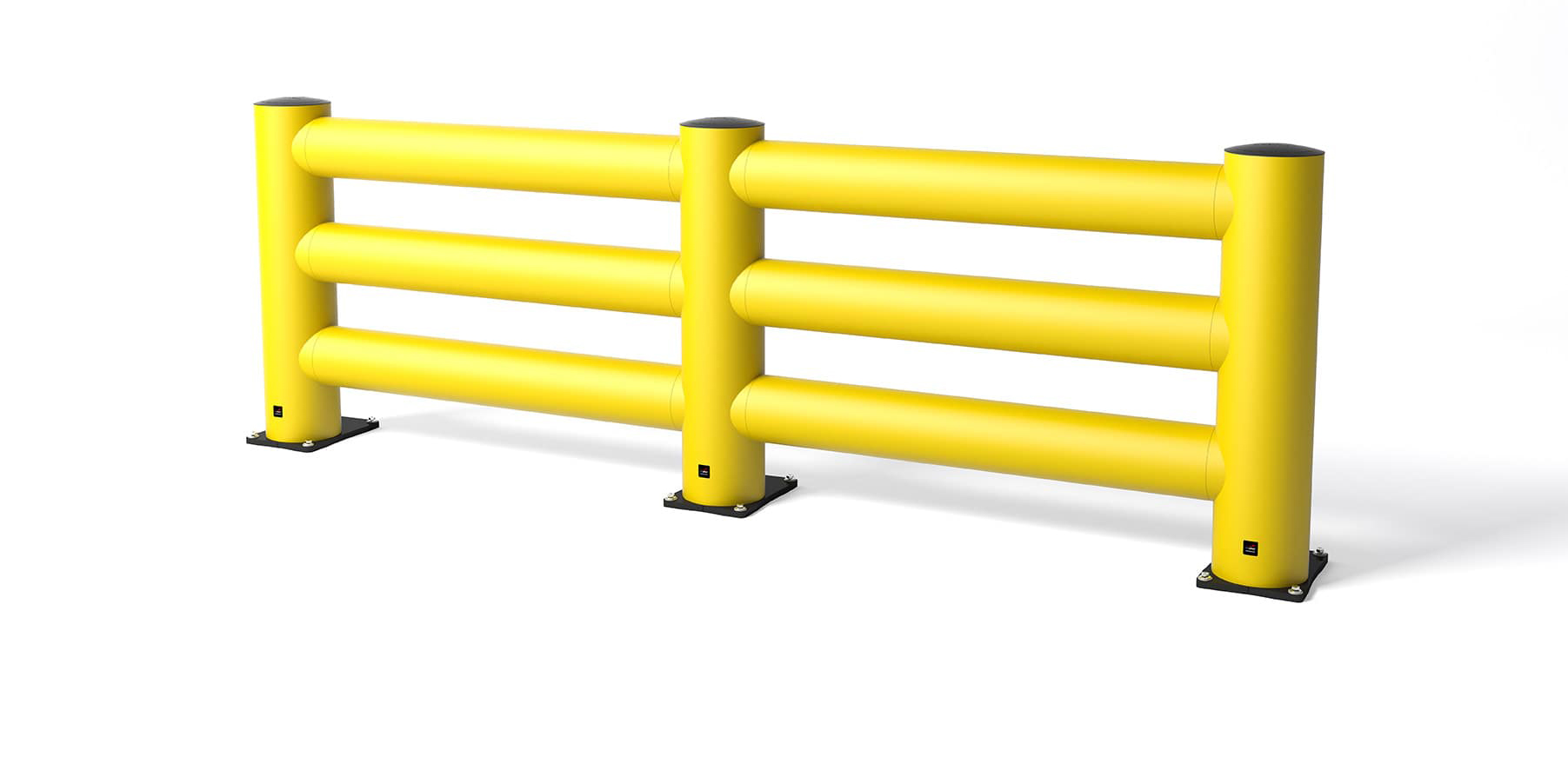 Flex Impact Traffic Safety Barrier TB Triple Super