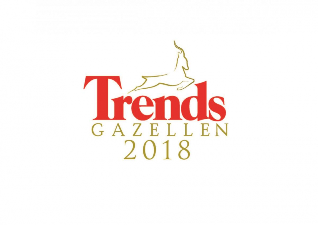 Trends Gazellen 2018 logo