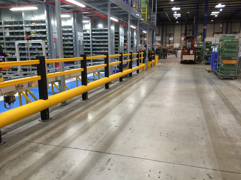 installateur-barriere-industrielle