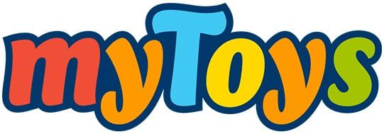 Boplan client: MyToys logo