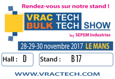 Salon VRAC TECH