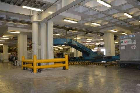 Protection airport cargo facilities