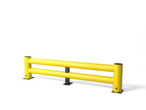 Flex Impact Traffic Safety Barrier TB Double