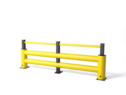 Flex Impact Traffic Safety Barrier TB Double Plus