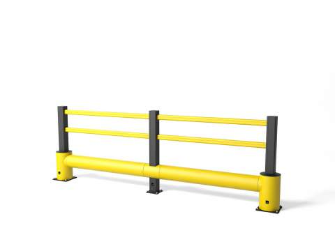 Flex Impact Traffic Safety Barrier TP Plus