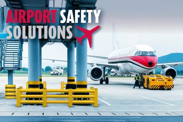 Proteccion contra choques aeropuerto