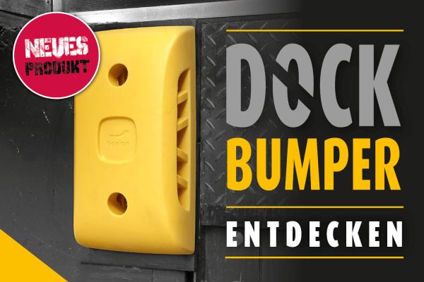 Dock Bumper, Anfahrschutz for Laderampen