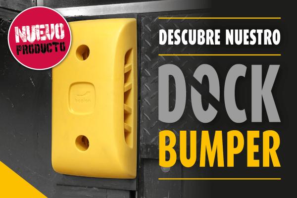 Dock Bumper: protección antichoques para muelles de carga