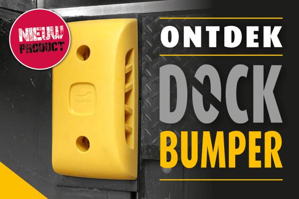 Dock Bumper, aanrijbescherming voor laadkades