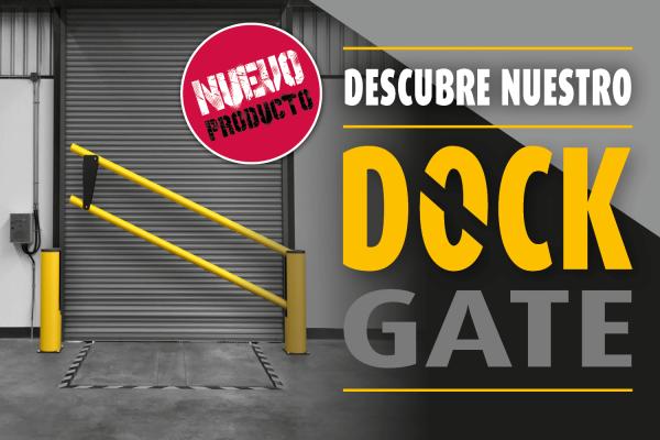 Dock Gate, barreras de seguridad muelles de carga