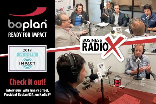 Interview Radio X USA