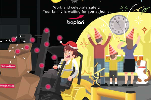Boplan wishes you a happy new year and merry christmas