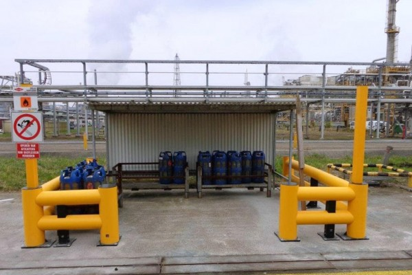 safety barriers in petrochemical industry