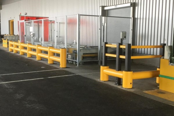 safety barriers for Automotive industry