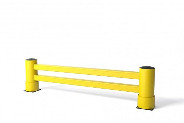 Flexible Anfahrschutz für Regalenden RE Rack End mit rotor