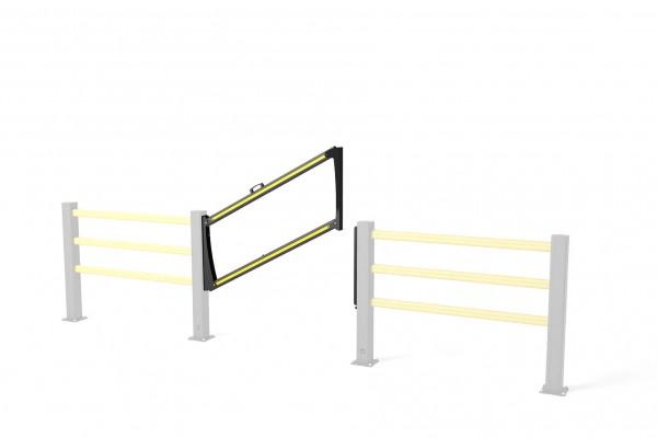 Puerta de seguridad SG Drop Gate