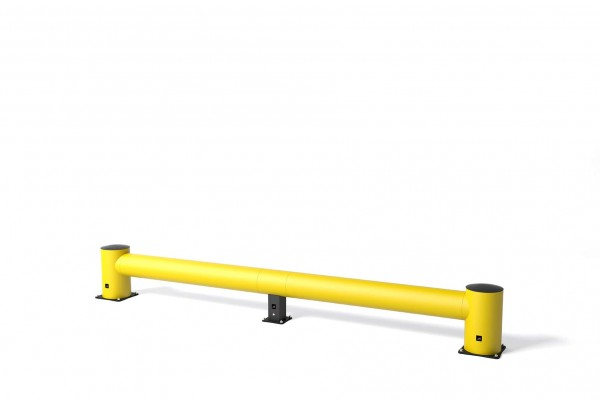 Safety barrier in flexible polymer TB 400