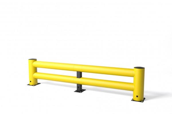Barrière de circulation en polymère flexible TB 400 Double