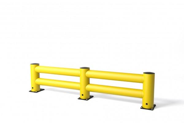Barrière de circulation en polymère flexible TB Super Double