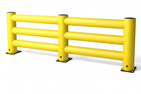 Barrera en polímero flexible TB Super Triple