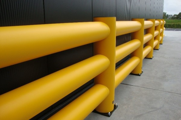 Flexible Safety Barrier