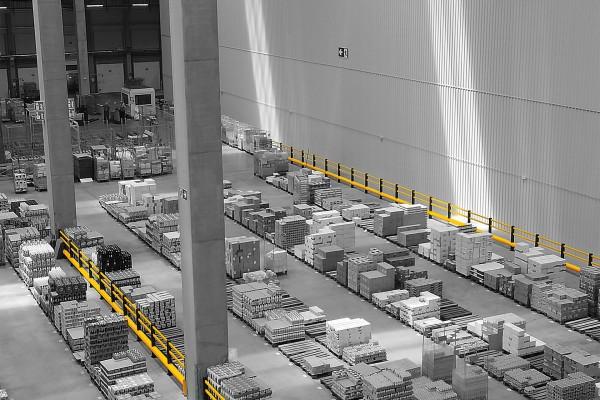 Grootste magazijnen ter wereld