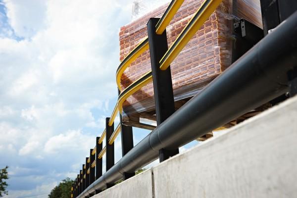 Boplan Flex Impact traffic barrier