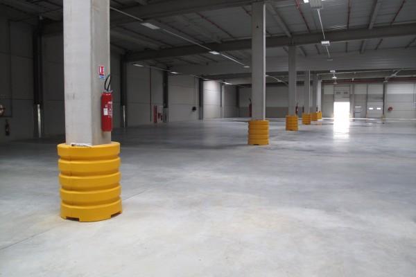 Protection pilier béton