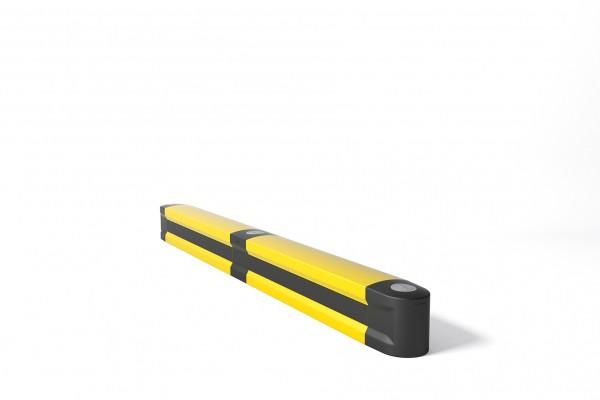 Stootrail in flexibele polymeer FLIP