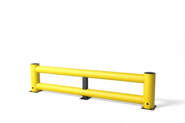 Barrière de circulation en polymère flexible TB 260 Double