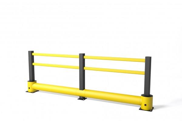 Barrière de circulation en polymère flexible TB 260 Plus