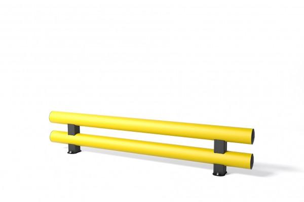 Barrière de circulation en polymère flexible TB Mini Double