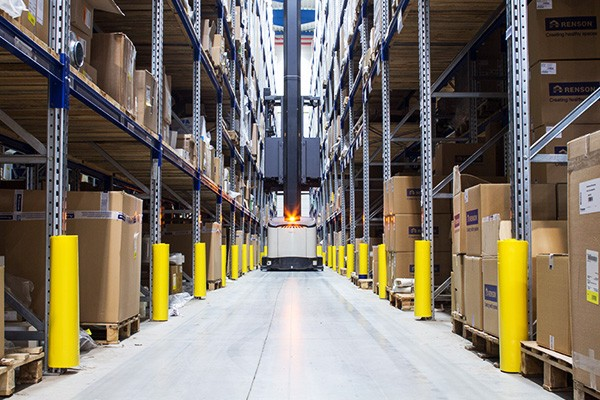 safety barriers for Supply chain, distribution and packaging