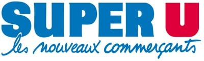 Boplan client: Super U logo
