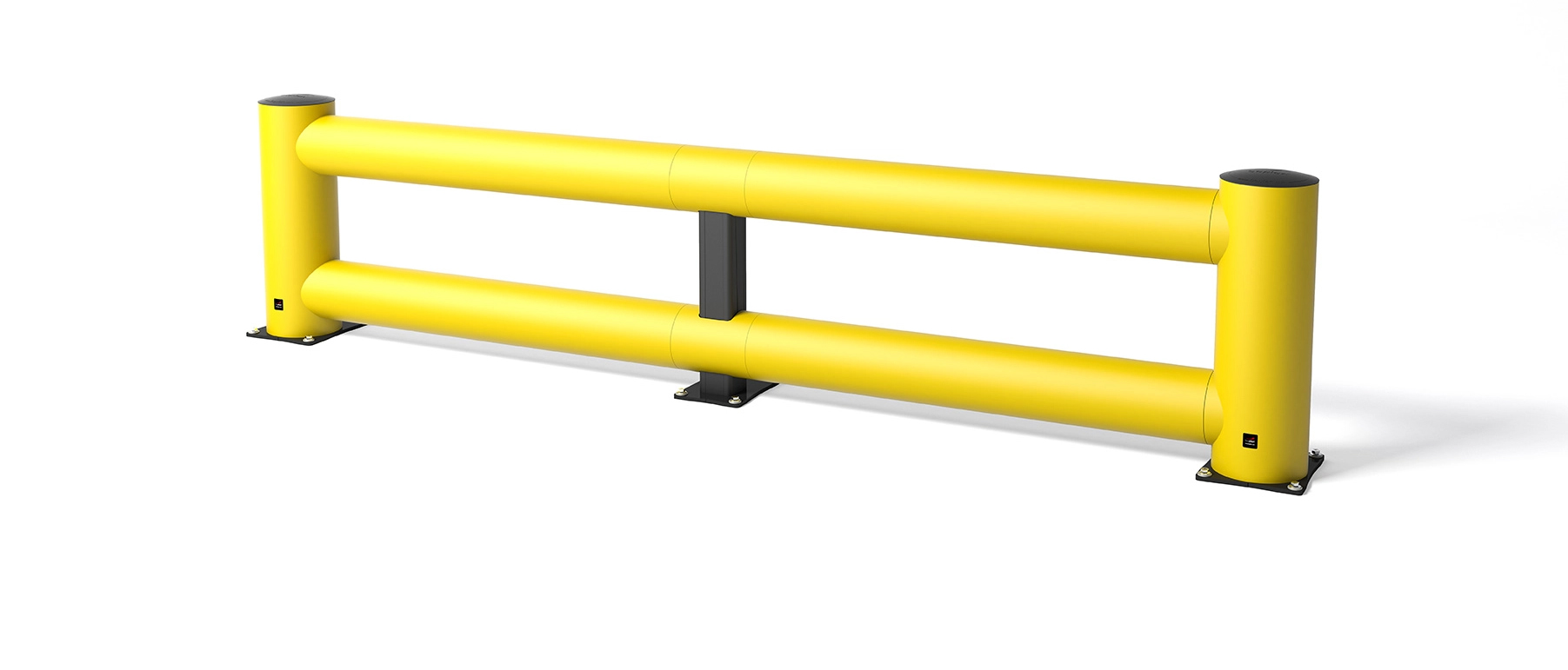 Safety barrier in flexible polymer TB 260 Double