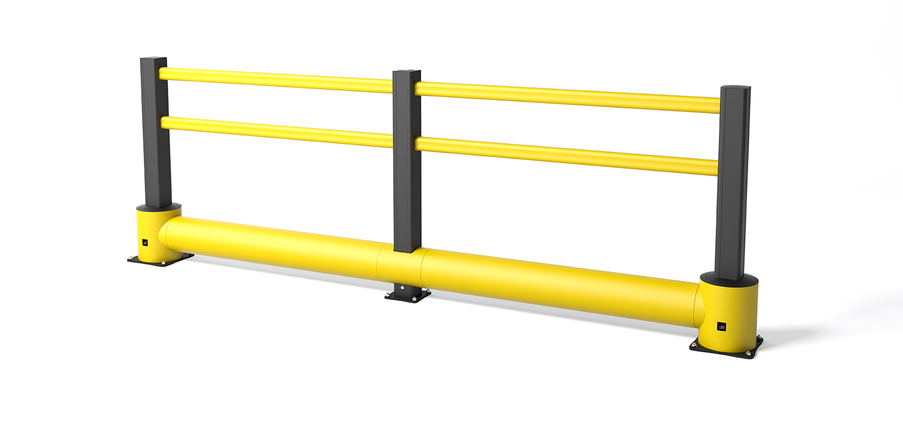 Safety barrier in flexible polymer TB 260 Plus