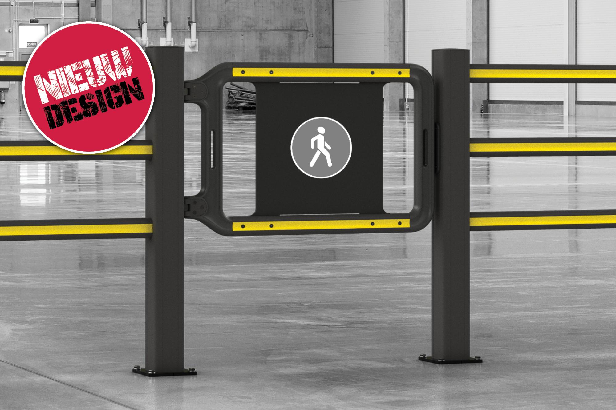 Swing Gate veiligheidspoort